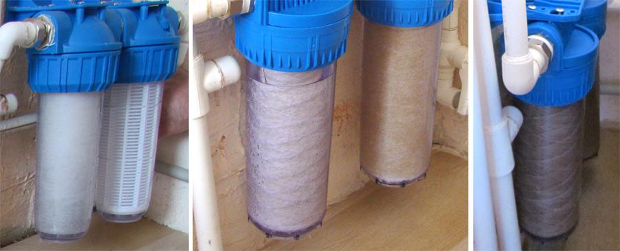 Фильтры для воды на даче 176